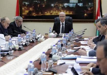 حكومة الوفاق : اسرائيل تدمر حل الدولتين بدعم من ترامب