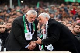 حماس تنتخب يحيى السنوار مسؤولا لها بغزة وخليل الحية نائبا له