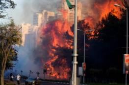 الشاباك يحقق إذا ما كانت الحرائق مفتعلة والقائمة العربية تدين التحريض