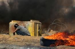 """مصدر اسرائيلي: الكابينت يناقش """"وقف اطلاق النار من غزة مقابل كرم ابو سالم وتوسيع الصيد"""""""