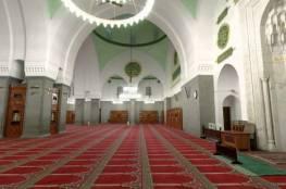 غزة: إعادة فتح كافة مساجد منطقة التركمان