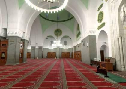 الأوقاف بغزة: نُرتب لإعادة فتح المساجد وفق البرتوكول الصحي