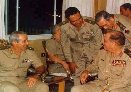 """وفاة رئيس أركان حرب القوات المسلحة المصرية السابق"""" الفريق صفي الدين أبو شناف"""""""