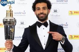 الملك محمد صلاح يفوز بجائزة أفضل لاعب في الدوري الانكليزي