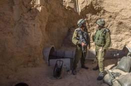 """الاحتلال: الكشف عن نفق """"هجومي"""" للقسام يمتد الى داخل مستوطنة"""