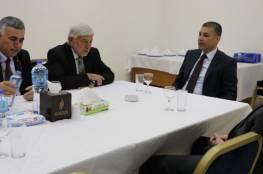 الوزير سلطان للوفد المصري: الحكومة قد تفي بدفع مكافآت لموظفي غزة خلال مارس