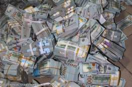 العثور على ملايين الدولارات بشقة بنيجيريا