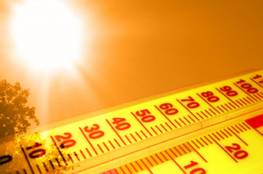 ارشادات للتعامل مع ارتفاع الحرارة