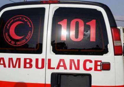 جنين: مصرع مسن جراء حادث سير