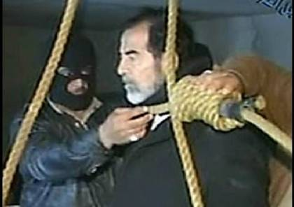 الكشف عن فحوى آخر رسالة أرسلها صدام حسين قبل يوم من إعدامه