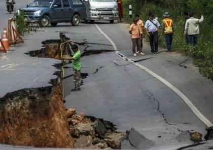 عشرات الضحايا بزلزال جديد يضرب بابوا غينيا الجديدة