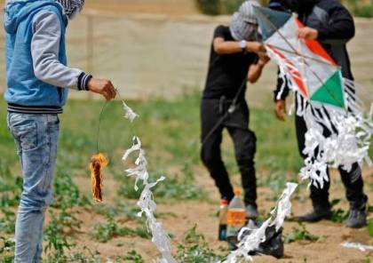 الاحتلال الاسرائيلي يستهدف مجموعة شبان شمال قطاع غزة