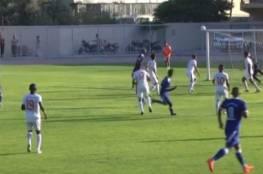 فيديو.. شباب رفح يقسو على غزة الرياضي برباعية نظيفة