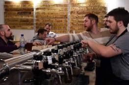 انخفاض مخزون الجعة في موسكو بسبب المونديال