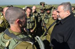 """ليبرمان: حماس """"تغرق في الرمال ولن يبقى لديها أنفاق حتى نهاية العام الحالي"""