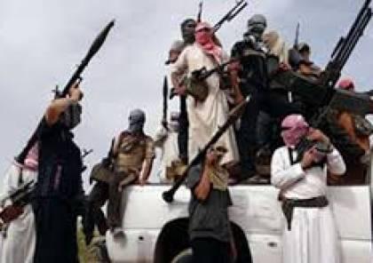 صحيفة: داعش سيناء يستولي على شحنة اسلحة ايرانية كانت متجهة لحماس