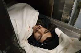 صور: استشهاد مقاوم و عدة اصابات شرق البريج و اصابة ضابط اسرائيلي على حدود غزة