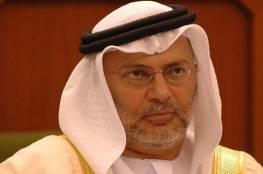 قرقاش يتفق مع رئيس وزراء قطر السابق حمد بن جاسم!