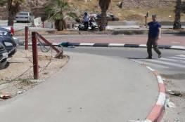 الاحتلال يزعم: فلسطيني حاول طعن مستوطن عند يتسهار وانسحب من المكان