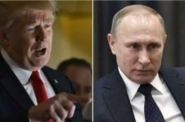 بوتين : ترامب لم يكشف أسرارا اثناء لقاء لافروف