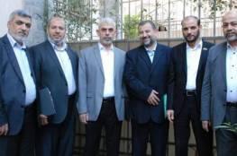 وفد قيادي من حماس يتوجه إلى القاهرة