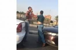 """فيديو: هكذا أعاد """"فيسبوك"""" حق سائق مصري اعتدى عليه ضابط"""