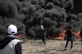 """معاريف تعدد أساليب جديدة و """"غريبة"""" للتعامل مع المتظاهرين على حدود غزة.. ما هي ؟"""