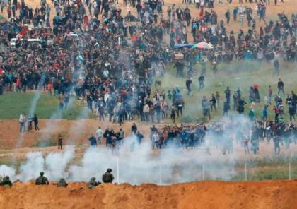 إضراب عام في فلسطين 48 ردا على المجزرة ونصرة لغزة