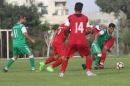فيديو.. خدمات رفح يخطف الصدارة ويحقق فوز على بيت حانون الأهلي