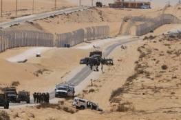 مقتل مهرب مخدرات اسرائيلي على الحدود المصرية
