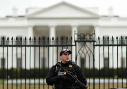 مقتل رجل أطلق على نفسه النار أمام البيت الأبيض
