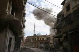المئات من القتلى والجرحى في الغوطة الشرقية