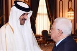 صحيفة : القاهرة غاضبة من تواصل السلطة الفلسطينية مع قطر