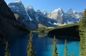 بحيرة مورين الوطنية بكندا