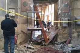 الداخلية المصرية تعلن مقتل مسئولى نقل المتفجرات بحركة حسم الإرهابية فى الغربية