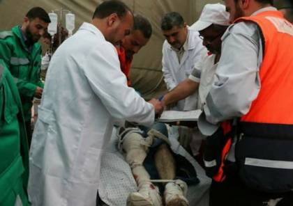 هارتس : العمليات الجراحية الخطيرة بغزة تتم بواسطة تخدير جزئي ويضطرون لبتر أطراف الجرحى