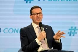 وارسو:رئيس الوزراء البولندي يدافع عن قانون يبرئ بلاده من المحرقة