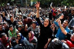 الاحتجاجات تتواصل في مدن إيرانية ومقتل متظاهرين 2 ليلة رأس السنة