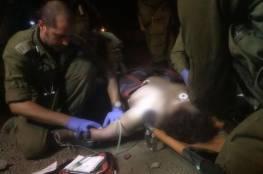اصابة جندي اسرائيلي برصاصة عن طريق الخطأ