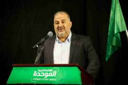 بتسلئيل سموتريتش: منصور عباس خطر على يهودية الدولة