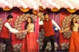 بالفيديو.. عريس يموت أثناء الرقص مع عروسه يوم الزفاف!