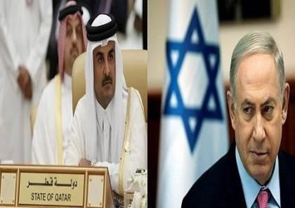 """المونيتور الأمريكي: """"تعاون قطري - إسرائيلي"""" لإنقاذ الوضع في غزة برعاية ترامب"""