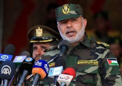 """ابو نعيم : لن نسمح """"لأي من العابثين"""" بتهديد الأمن القومي المصري"""