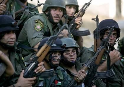 نتنياهو يتدخل شخصيا لإدامة الدعم الأمريكي لاجهزة امن السلطة