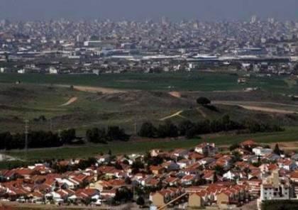قرار اسرائيلي بوضع اليد على 25 دونما جنوب نابلس