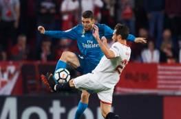 فيديو.. ريال مدريد يسقط أمام إشبيلية ولم تنفعه الانتفاضة المتأخرة