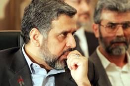 شلح: ايران مستمرة في دعم المقاومة الفلسطينية