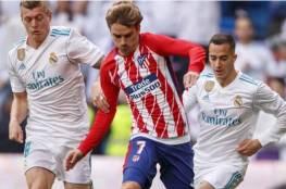 جريزمان يكشف السبب الرئيسي وراء استمراره مع أتلتيكو مدريد