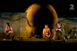 """أنفاق غزة على """"المسرح الإسرائيلي"""""""