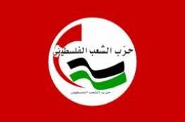 حزب الشعب يحذر من العودةالى الحل الإقليمي